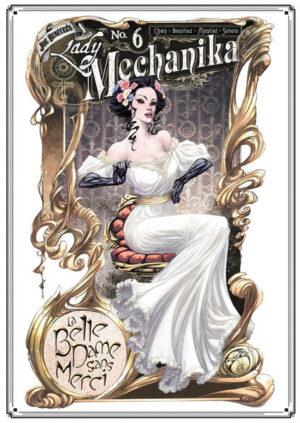 Lady Mechanika 6: La Belle Dame sans Merci