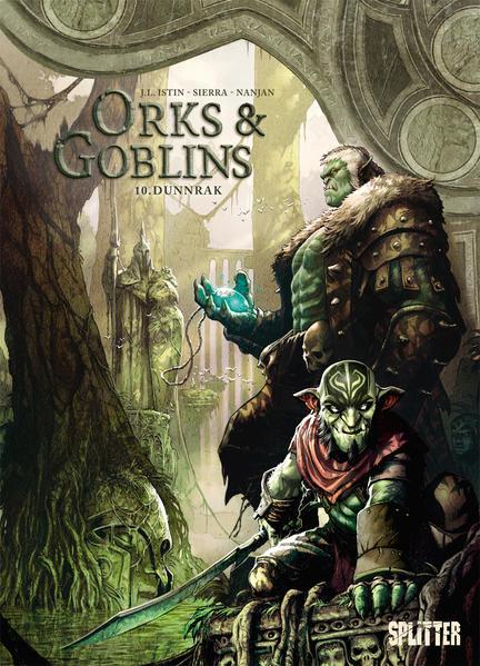 Orks & Goblins. Band 10   Bundesamt für magische Wesen