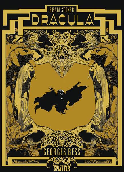 Dracula (Graphic Novel)   Bundesamt für magische Wesen