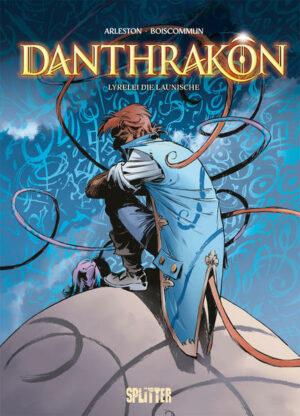 Danthrakon. Band 2 | Bundesamt für magische Wesen