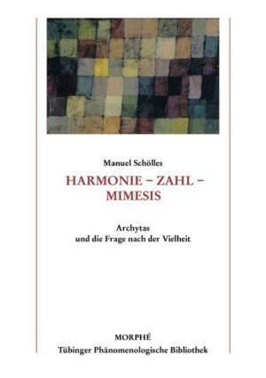 Harmonie - Zahl - Mimesis   Bundesamt für magische Wesen