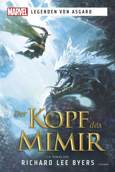 Marvel   Legenden von Asgard – Der Kopf des Mimir   Bundesamt für magische Wesen