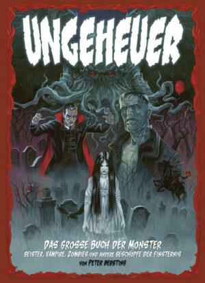 Ungeheuer - Das große Buch der Monster - Geister