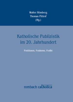 Katholische Publizistik im 20. Jahrhundert   Bundesamt für magische Wesen
