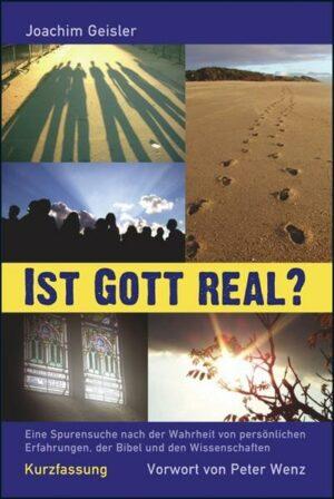 Ist Gott real? - Kurzfassung | Bundesamt für magische Wesen