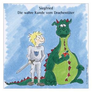 Siegfried - Die wahre Kunde vom Drachentöter | Bundesamt für magische Wesen