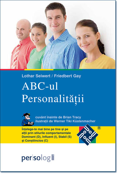 ABC-ul Personalitatii Das 1x1 der Persönlichkeit in rumänisch   Bundesamt für magische Wesen