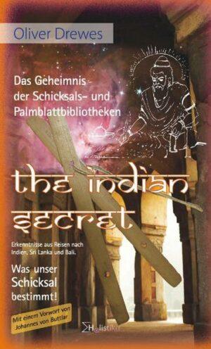 The Indian Secret - Das Geheimnis der Schicksals- und Palmblattbibliotheken | Bundesamt für magische Wesen