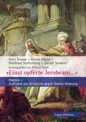 """""""Einst opferte Jerobeam...""""   Bundesamt für magische Wesen"""