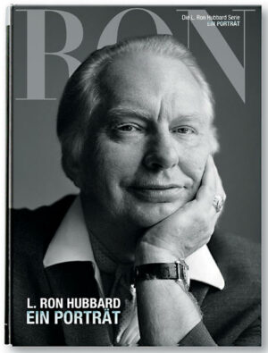 L. Ron Hubbard Ein Porträt | Bundesamt für magische Wesen