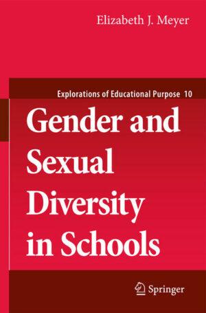 Gender and Sexual Diversity in Schools