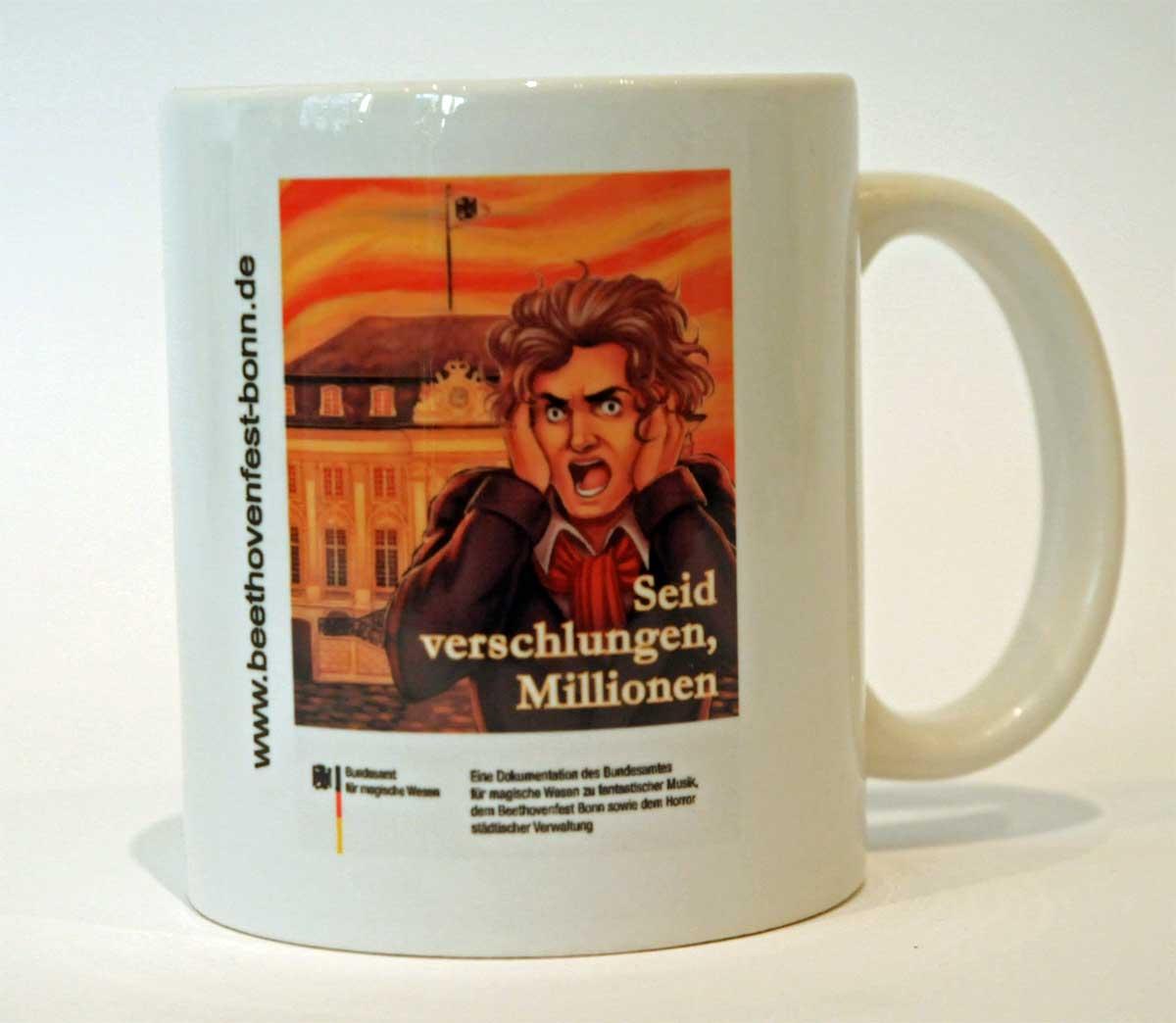 BAfmW-Tasse zum Beethovenfest Bonn 2020