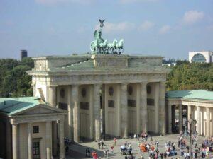 Das Brandenburger Tor (Foto: Heinzi)