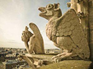 Bücher über Gargoyles