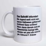 Bundeslurch-Tasse Halloween