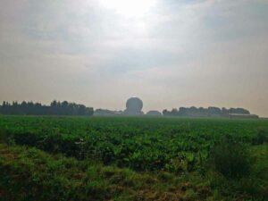 Drachenei Denkmal in Wachtberg (Foto: A.S.)
