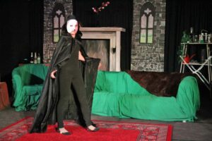 P.O.O., Phantom of the Opera, zur Zeit 10. Klasse des Carl-Friedrich-Gauß-Gymnasiums in Schwandorf