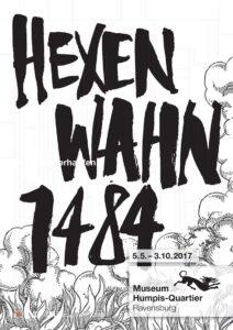 Hexenwahn in Ravensburg - Frühe Hexenverfolgung am Bodensee, eine Ausstellung im Museum Humpis Quartier