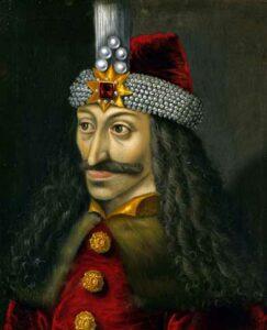 Vlad-Tepes, ein bekannter Tester für Blutkonserven und anerkannter Gourmet, verkostete türkisches Blut.