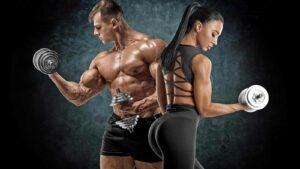 "Im Fitnesstempel wird dem Prinzip ""Mens sana in corpore sano"" gehuldigt."
